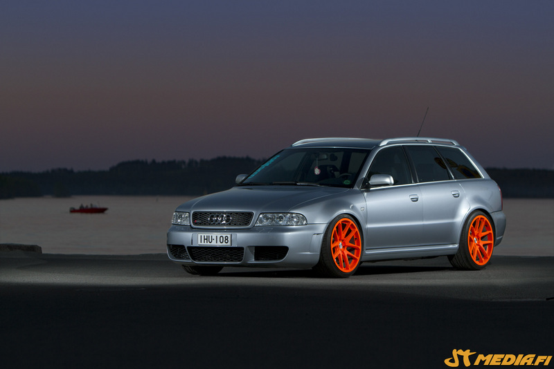 Juice||: Hard Luck Audi B5 RS4 _MG_4441x