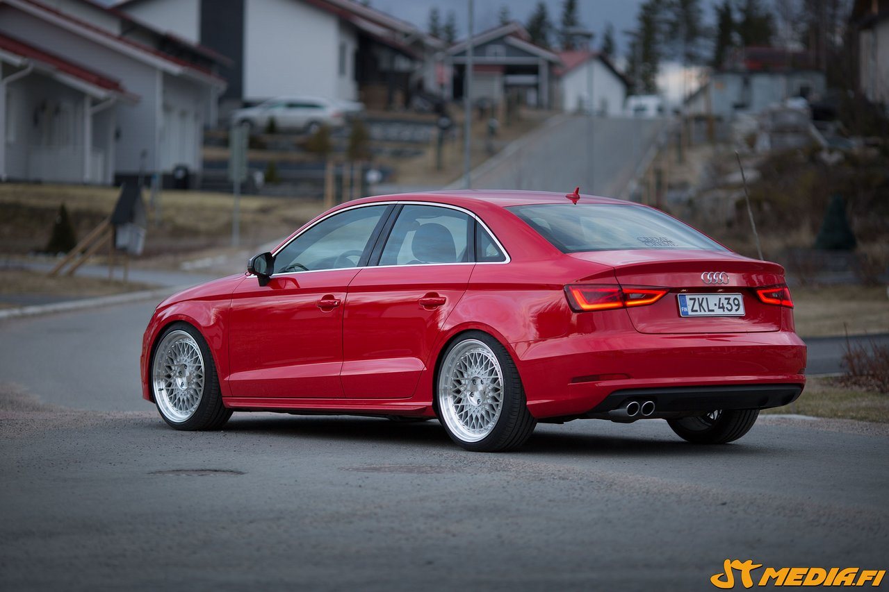 "Juice: Audi A3 Sedan & Ur-Quattro ""B-Group is about to B-Bad"" _img1280"