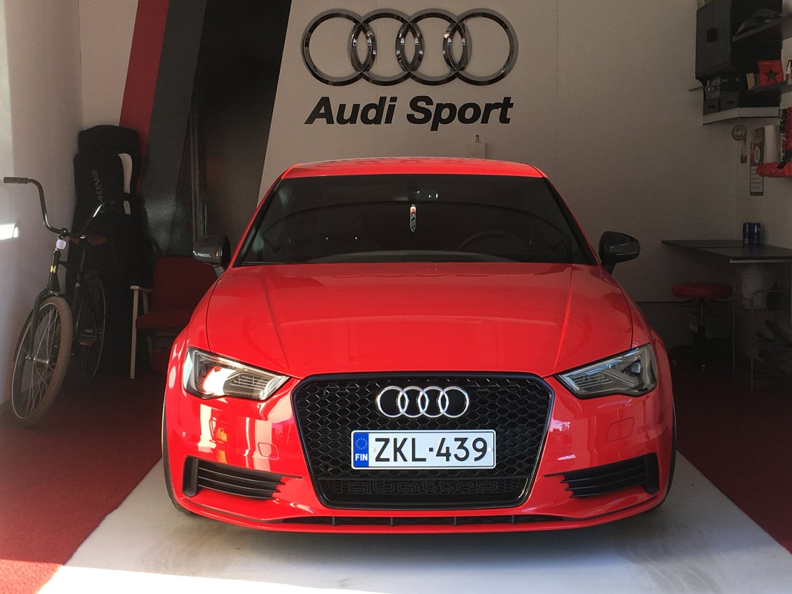 "Juice: Audi A3 Sedan & Ur-Quattro ""B-Group is about to B-Bad"" - Sivu 2 _img1280"