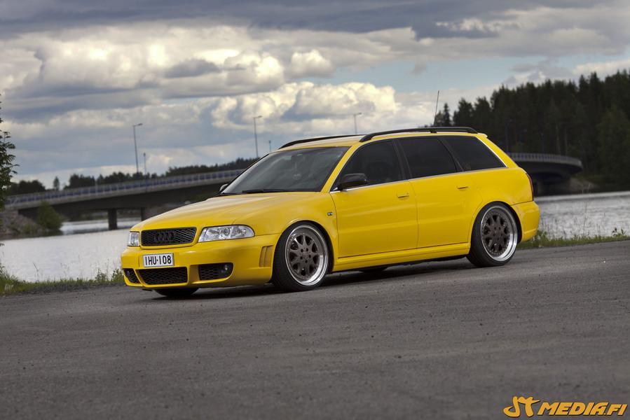 Juice||: Hard Luck Audi B5 RS4 - Sivu 2 _img900